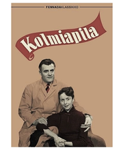 Dvd Kolmiapila
