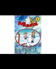 Muumi 04. - Joulua odotellessa DVD