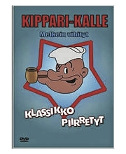 Dvd Kippari-Kalle-Melkei