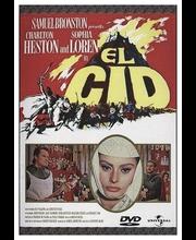 Dvd El Cid Kuninkaan Sot