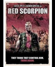 Dvd Punainen Skorpion