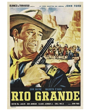 Dvd Rio Grande