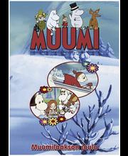 Dvd Muumi Joulu On Ovell