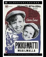 Dvd Pikku-Matti Maailmal