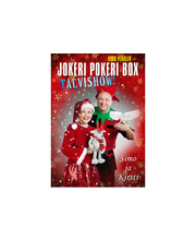 Jokeri Pokeri Box - Talvishow! DVD