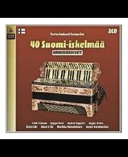 40 Suomi-Iskelm:eri Esitt