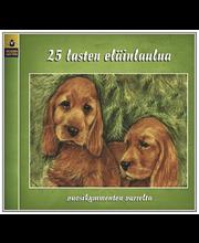 25 Lasten Eläin:eri Esitt