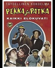 Dvd Pekka Ja Pätkä Täyde