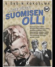 Dvd Suomisen Olli Täydel