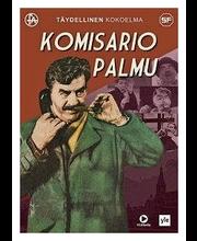 Dvd Komisario Palmu Box