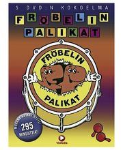 Dvd Fröbelin Palikat Box
