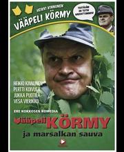 Dvd Vääpeli Körmy Marsal