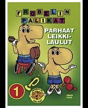 Dvd Fröbelin Palikat 1