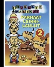 Dvd Fröbelin Palikat 2