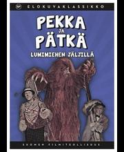 Dvd Pekka Ja Pätkä Lumim
