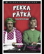 Dvd Pekka Ja Pätkä Puist