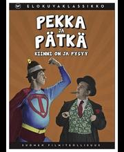 Dvd Pekka Ja Pätkä Kiinn