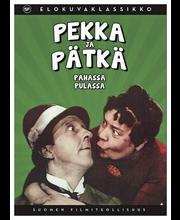 Dvd Pekka Ja Pätkä Pahas