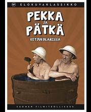Dvd Pekka Ja Pätkä Ketju
