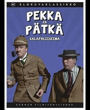 Dvd Pekka Ja Pätkä Salap