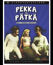 Dvd Pekka Ja Pätkä Samma