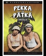 Dvd Pekka Ja Pätkä Suezi