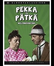 Dvd Pekka Ja Pätkä Miljo