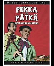 Dvd Pekka Ja Pätkä Mesta
