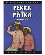 Dvd Pekka Ja Pätkä Neeke