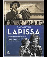 Dvd Tapahtui Lapissa