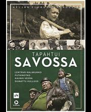 Dvd Tapahtui Savossa