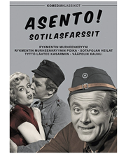 Dvd Sotilasfarssi Komedi