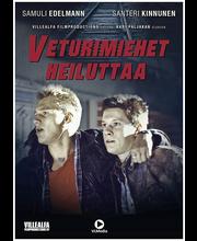 Dvd Veturimiehet Heilutt