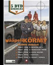 Dvd Vääpeli Körmy Box