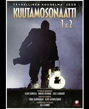 Dvd Kuutamosonaatti 1+2