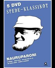 Dvd Spede Box Nauruparon