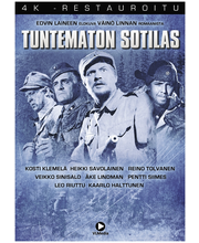 Dvd Tuntematon Sotilas