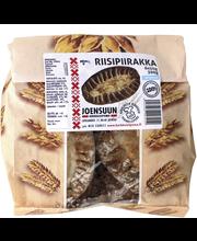 Joensuun Herkkuleipomon riisipiirakka 6kpl pss