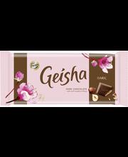 Geisha Dark 121g sukla...