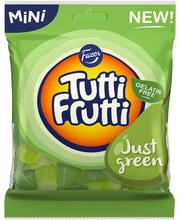 Tutti Frutti Just Green 80g makeissekoitus