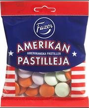 Amerikan pastilleja su...