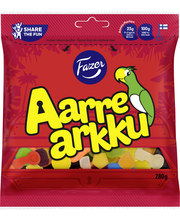 Aarrearkku 280g makeis...