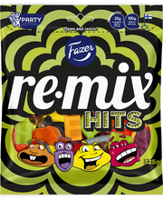 Remix Hits 325g makeis...