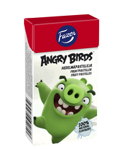 Fazer Angry Birds 40g hedelmäpastilli