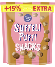 Suffeli Puffi Snacks 207g