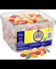 Tutti Frutti Sour 2,0kg kirpeitä hedelmänmakuisia makeisia