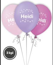 Nimipallo Heidi 3 Kpl