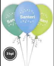 Nimipallo Santeri 3 kpl