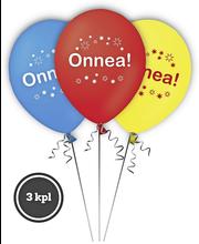 Pallo Onnea! 3 kpl