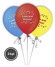 Pallo Love And Kisses! 3